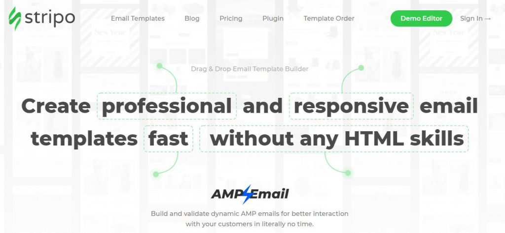 Email Template Builders &  Email Editors