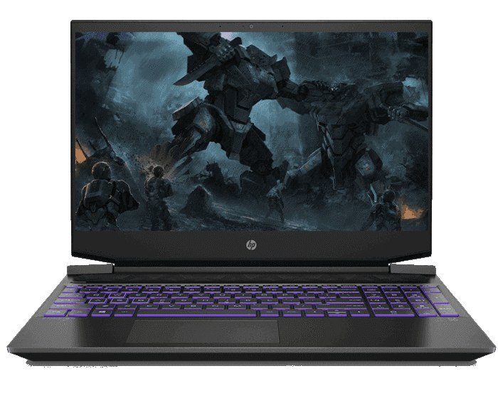 Configuration and Design of HP Pavilion Gaming 15 EC0026AX