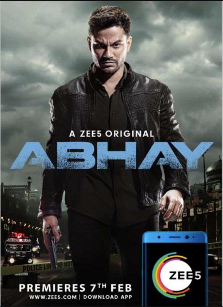 Abhay - Zee5 Show