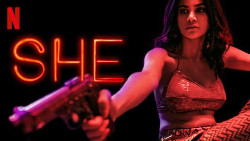 SHE - The Netflix Show