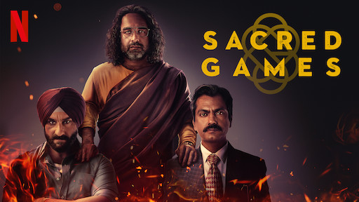 Poster of Sacred Games