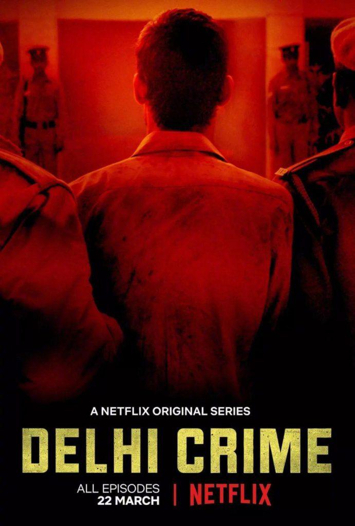 Poster of Delhi Crime – Netflix