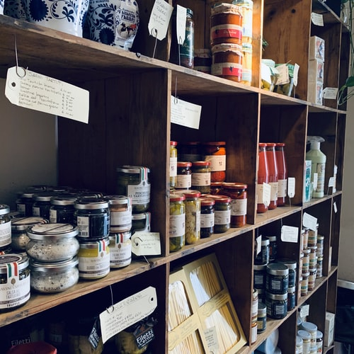 The Pantry that you should stock during pandemic.