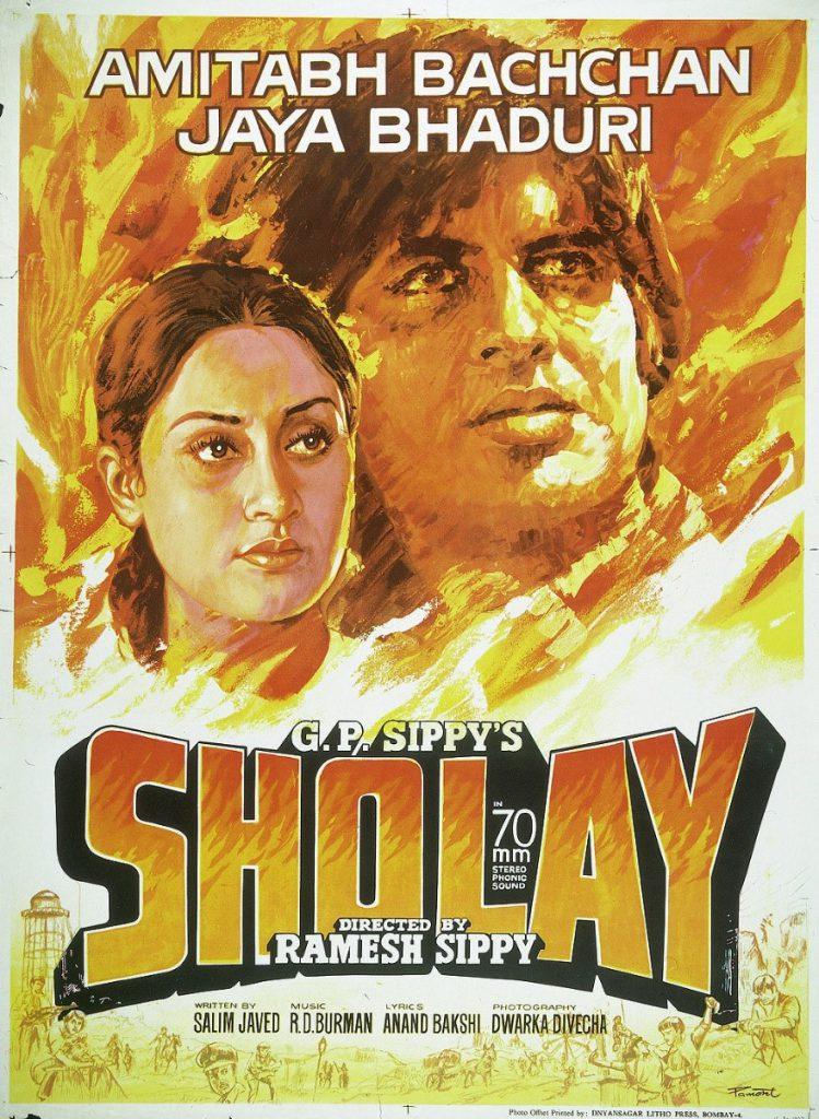Sholay (1975) - IMDb
