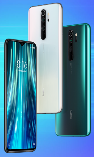 Poster for Redmi Note 8 Pro