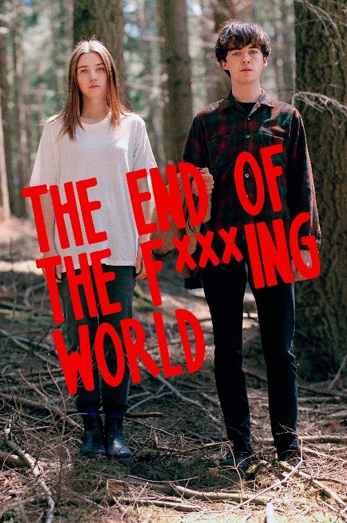 Poster for The End of F***ing World