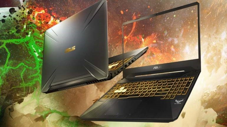 Configuration and Design of Asus TUF Gaming FX505DT
