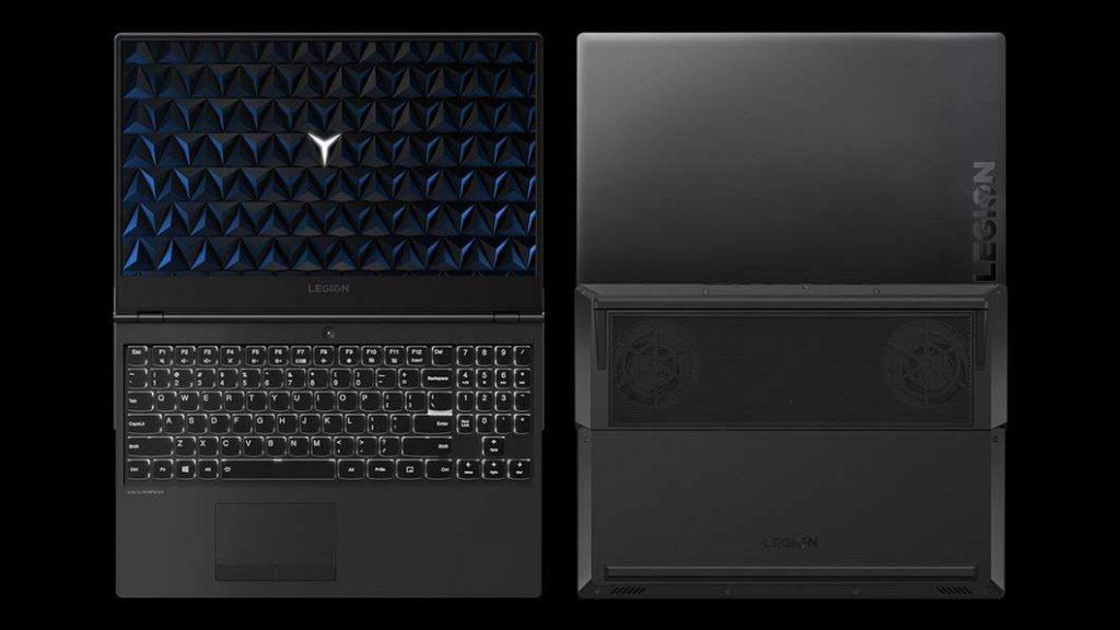 Configuration and Design of Lenovo Legion Y540