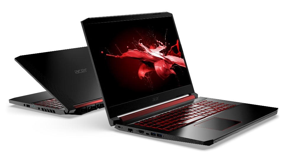 Configuration and Design of Acer Nitro 5 -- Best Gaming Laptop