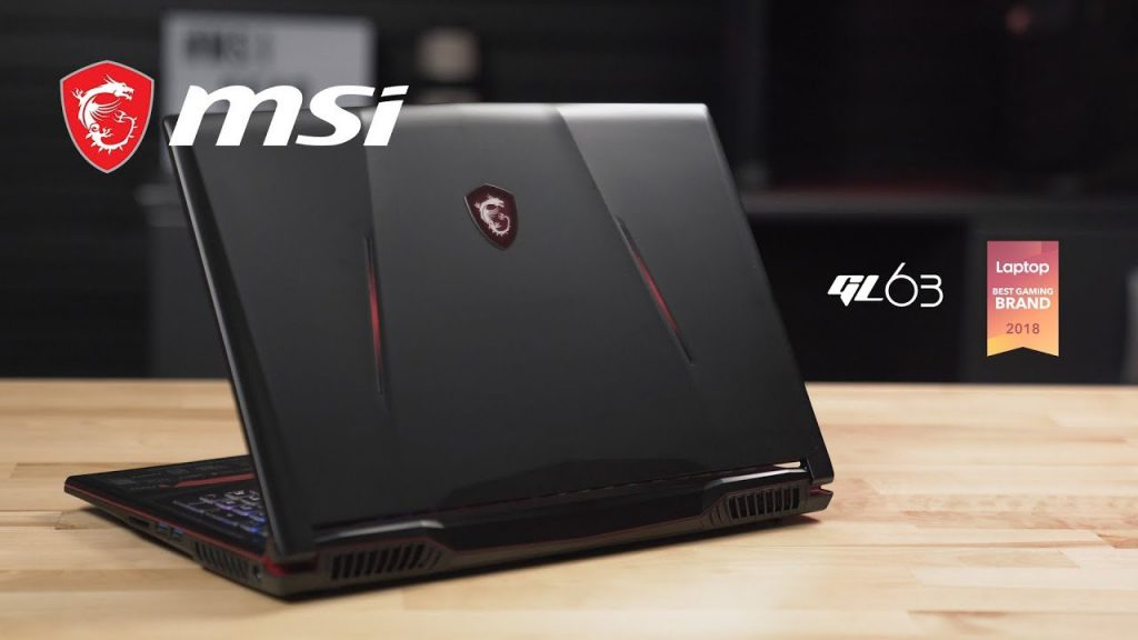 Configuration and Design of MSI Gaming GL63 -- Best Ever Gaming Laptop in 2020