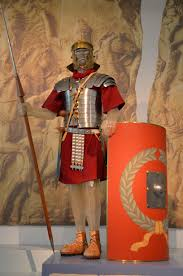 roman army uniform