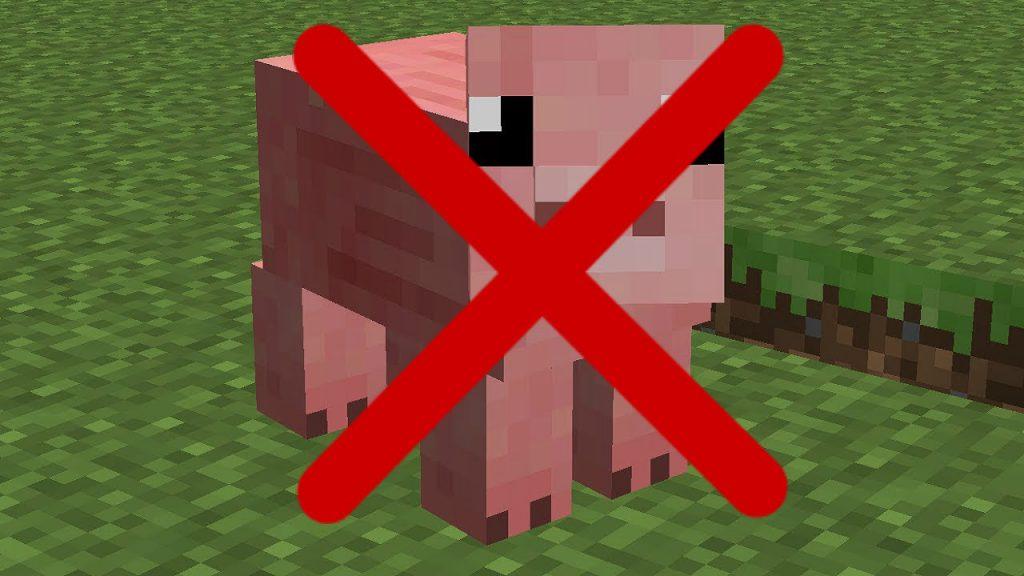 Kill all Mobs in Minecraft