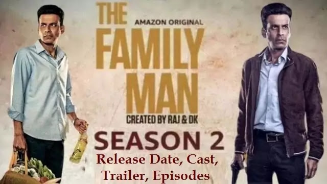 The Family Man 2 Web Series Upcoming News in 2020