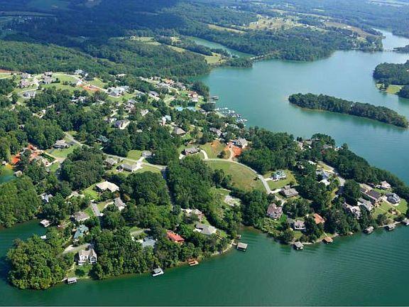 History of Lake Lanier