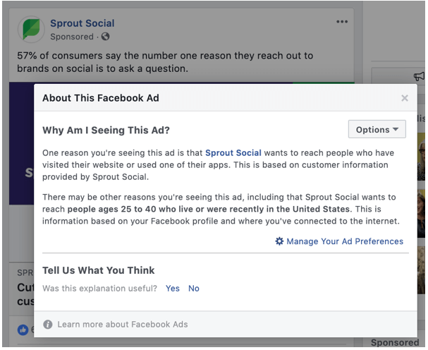 Spy on Competitors Facebook Ads